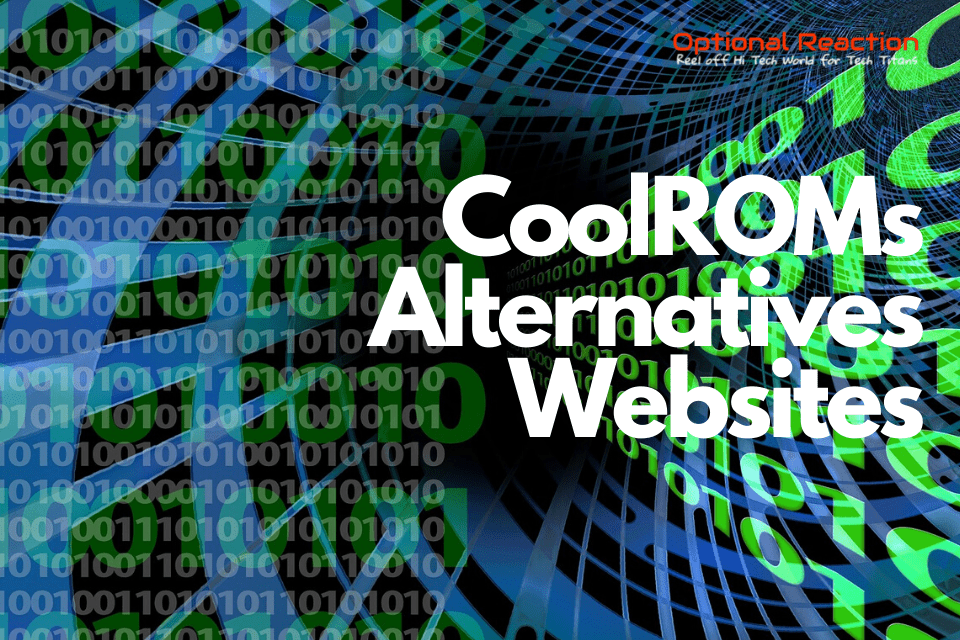 List of Awesome Websites like CoolROMs
